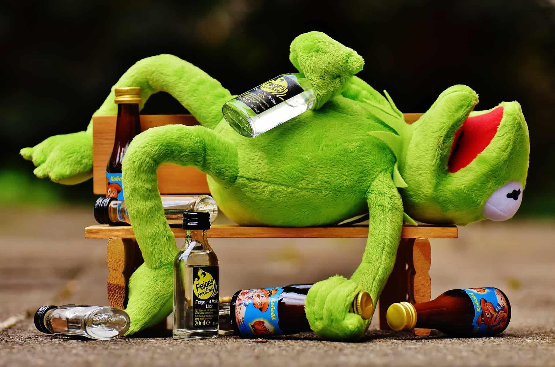 Alkohol och Systembolaget